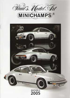 ミニチャンプス カタログ 2005 EDITION3