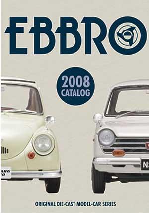 エブロ カタログ 2008