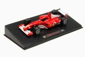 マテル 1/43 フェラーリ F2002 シューマッハ 2002カナダGP 150st Victory(エリートシリーズ)