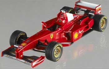 1/43 フェラーリ F300 NO.3 シューマッハ 1998年英国GP シルバーストーン(エリートシリーズ)