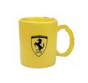 フェラーリストア限定 フェラーリ SFマグカップ マットカラー イエロー