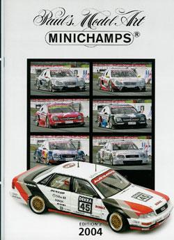 ミニチャンプス カタログ2004 EDITION2