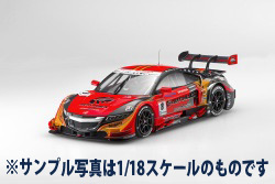エブロ スーパーGT2015 1/43 ARTA NSX CONCEPT-GT 2015 Rd.1 Okayama No.8