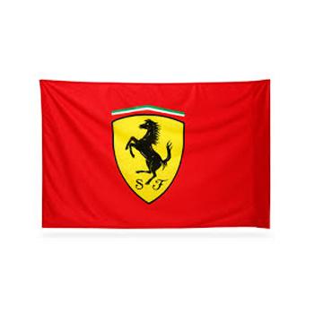 フェラーリ フラッグ レッド
