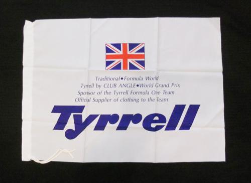 ティレル F1 1992 フラッグ (小)