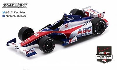 1/64 GREEN LIGHT A.J. Foyt Racing 佐藤琢磨 2015ver
