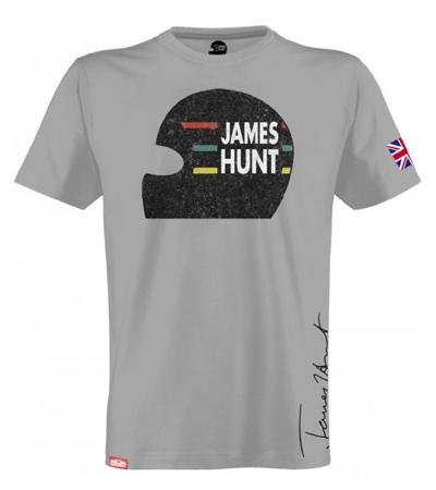 J.ハント  ヘルメットTシャツ