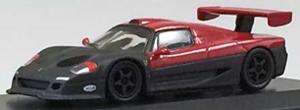 京商オリジナル 1/64 フェラーリ F50GT レッド(台座/ケース付・組み立てモデル)