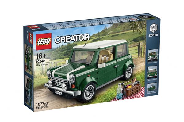 LEGO Creator 10242 MINI Cooper 【レゴ クリエイター ミニクーパー グリーン】