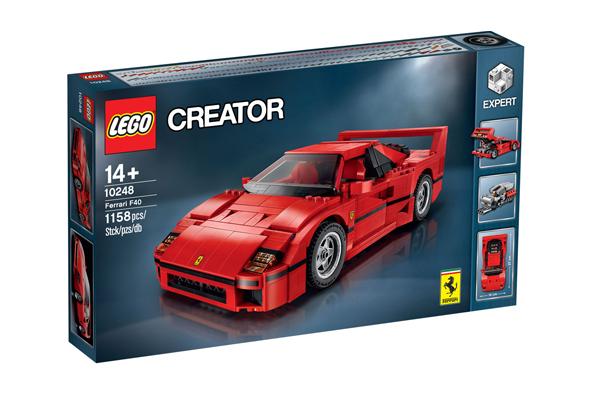 LEGO Creator 10248 Ferrari F40 【レゴ クリエイター フェラーリF40】