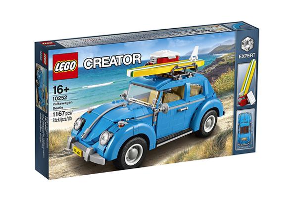 LEGO Creator 10252 Volkswagen Beetle 【レゴ クリエイター  フォルクスワーゲンビートル 】