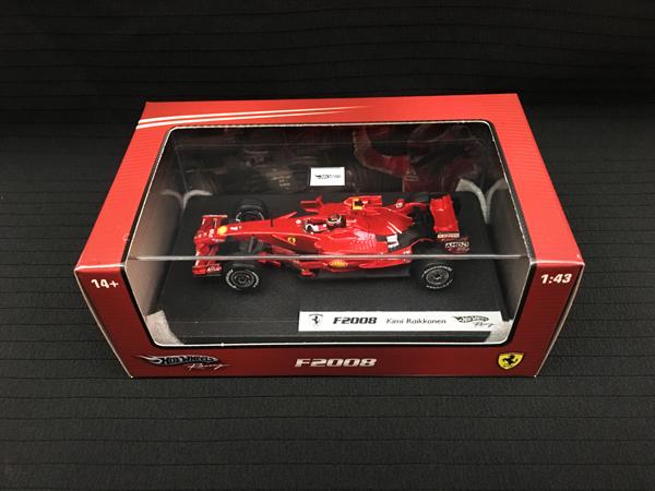 1/43 フェラーリ F2008 ライコネン (並行輸入品)