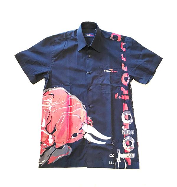 2006年 トロロッソ F1レーシング チーム供給品 ピットシャツ USED(新品同様) サイズM (少し大きめ)