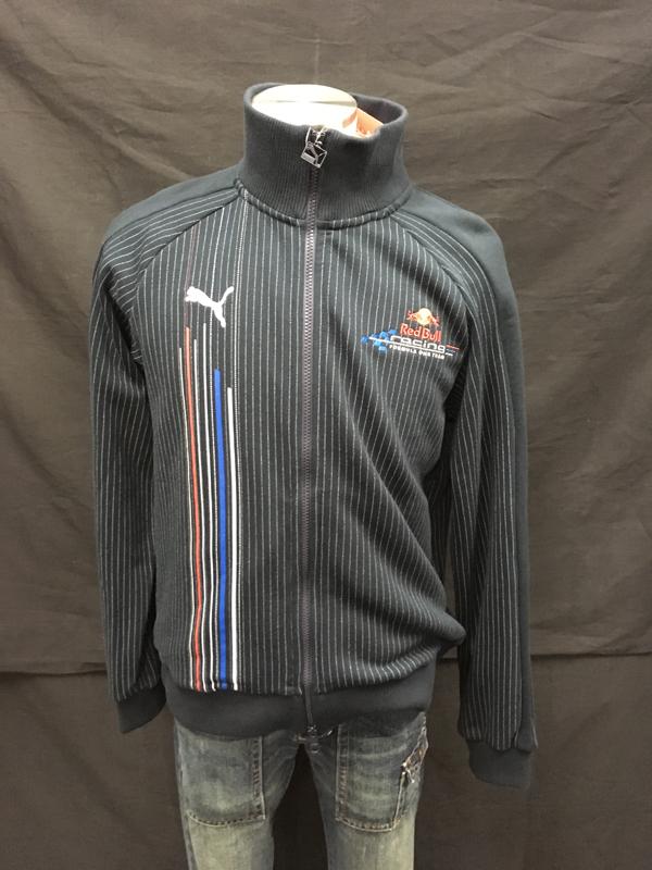 2007年 レッドブル チーム支給品 トラックジャケット 新品 サイズM