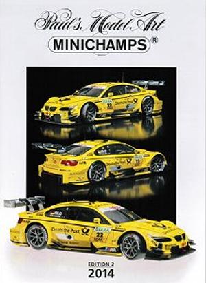 ミニチャンプス ミニカー 2014年総合カタログ エディション 2