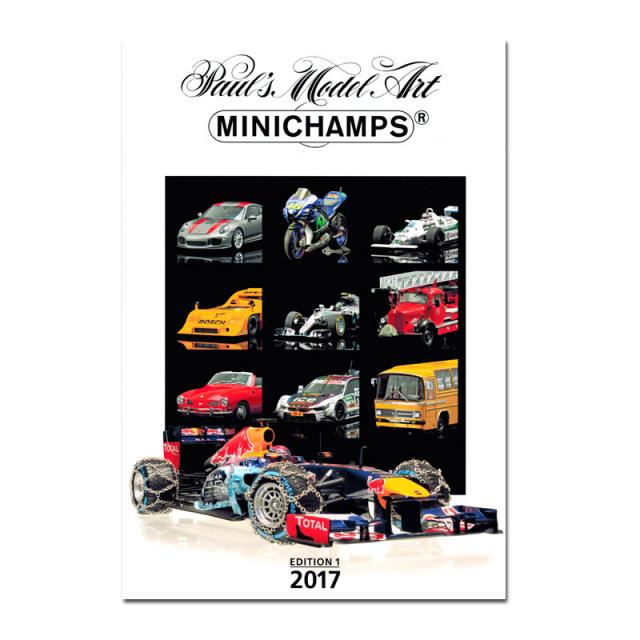 ミニチャンプス ミニカー 2017年総合カタログ エディション1