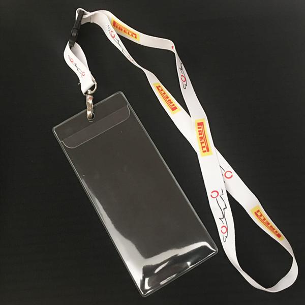 PIRELLI(ピレリ) チケットケース付 F1ランヤード