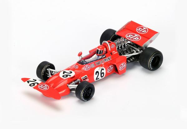 スパーク 1/43  マーチ 711 N.ラウダ 1971年オーストラリアGP No.26