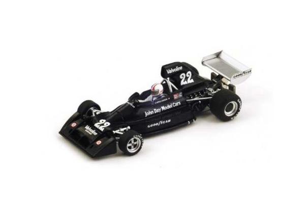 スパーク 1/43  エンサイン N174 C.エイモン 1976年南アフリカGP No.22