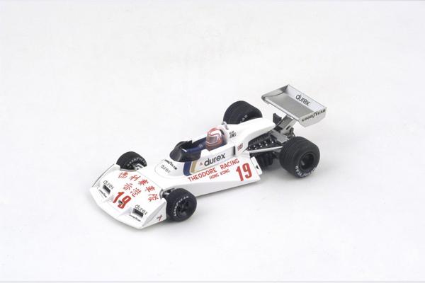 スパーク 1/43 サーティース TS19 A.ジョーンズ 1976年日本GP4位 No.19