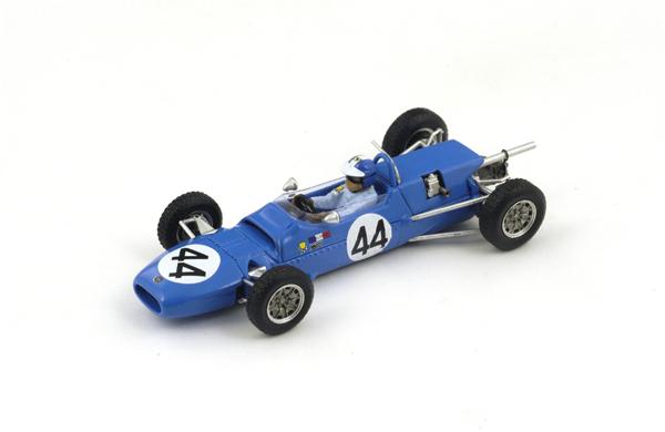スパーク 1/43 マトラ MS5 J-P.ベルトワーズ 1966年モナコ F3優勝 No.44