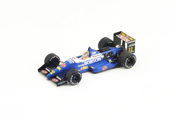 【開幕ミニカーフェアー対象】スパーク 1/43 リアル ARC1 A.チャザリス1988年日本GP No.22