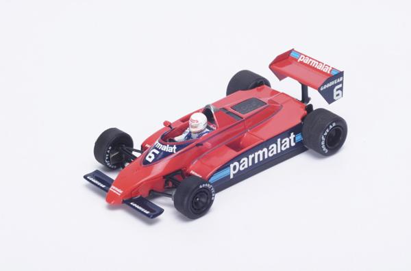 スパーク 1/43  ブラバム BT49 N.ピケ1979年カナダGP No.6