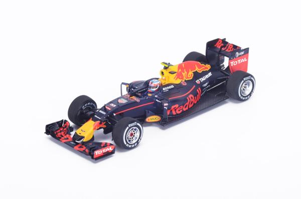 【ご予約商品特典付】9月発売予定 スパーク 1/43 レッドブル RB12  M.フェルスタッペン 2016年 スペインGP初優勝 NO.33