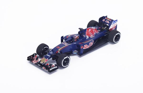 スパーク 1/43 トロロッソ STR11 D.クビアト 2016年スペインGP10位 No.26