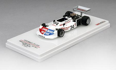 トゥルースケール  1/43 マーチ 761 マーチレーシング H.J.スタック 1976年モナコGP4位 NO.34