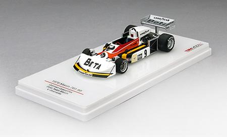トゥルースケール 1/43 マーチ 761 ベータ チームマーチ V.ブランビラ 1976年ドイツGP  NO.9