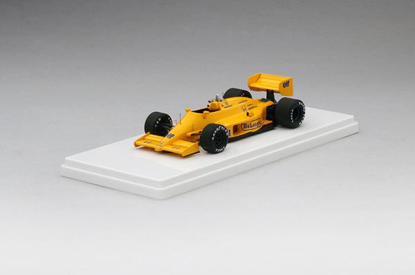 トゥルースケールモデル(TSM)1/43 ロータス99T 中嶋悟 1987年サンマリノGP NO.11