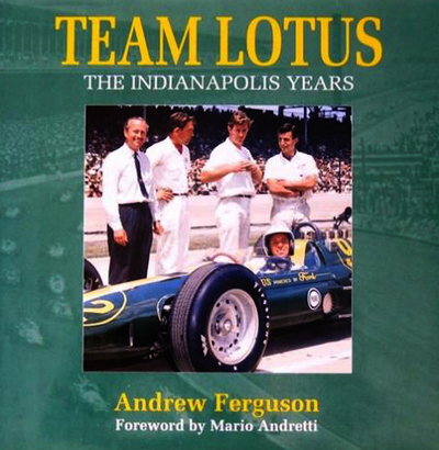 Team Lotus -The Indianapolis Years インディのロータスたち