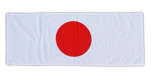国旗タオル 日本