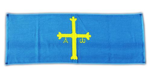 国旗タオル スペイン・アストゥリアス州