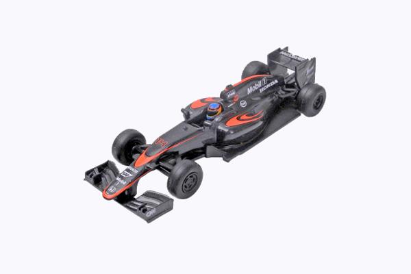 スパーク 1/64  マクラーレン・ホンダ MP4-30 F.アロンソ 2015年スペインGP No.14