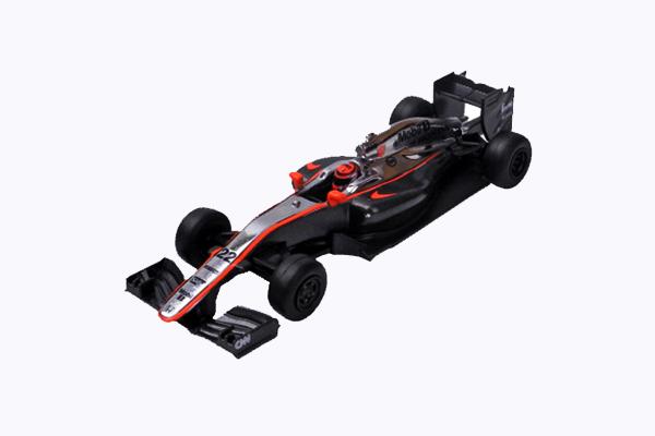 スパーク 1/64  マクラーレン・ホンダ MP4-30 J.バトン 2015年中国GP No.22