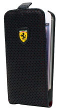 �ե��顼��iPhone5���С�����Ferrari Stylish Flip Case��