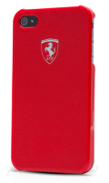 �ե��顼��iPhone5���С�����Metalic Scuderia Ferrari Hard Case��Red��