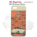FIAT 500 Vintage Collection iPhone5�ϡ��ɥ�����������󥸥��ƥ�