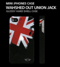 MINI iPhone5������ WASHED OUT UNION JACK