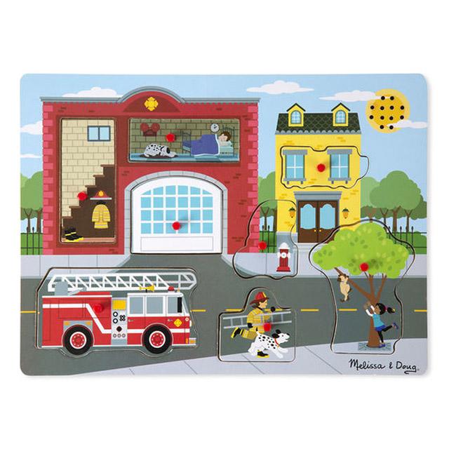 Melissa & Doug(メリッサ&ダグ) 消防署