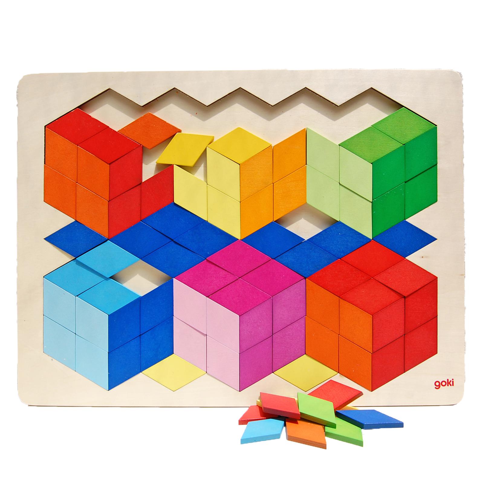 3Dパズル