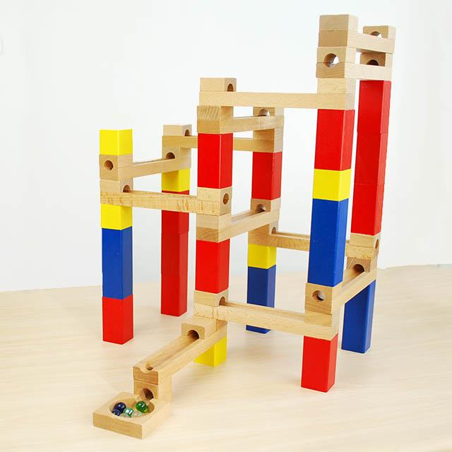 木製クーゲルバーン メイン