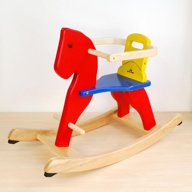 pintoy サークル付き木馬