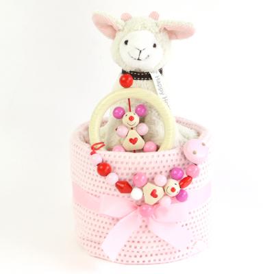 出産祝い 木のおもちゃ ファーストケーキ