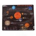 ラーセン 知育玩具 3歳頃〜 パズル 70ピース 太陽系