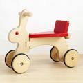 木のおもちゃ 乗用玩具 コイデ ラビット
