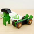 木のおもちゃ 積み木 tegu マグネットカー