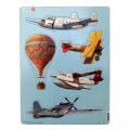 ラーセン 知育玩具 3歳頃〜 パズル 24ピース 飛行機